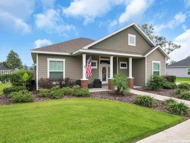 16823 NW 167TH Drive, Alachua, FL 32615 (MLS #439544) :: The Curlings Group
