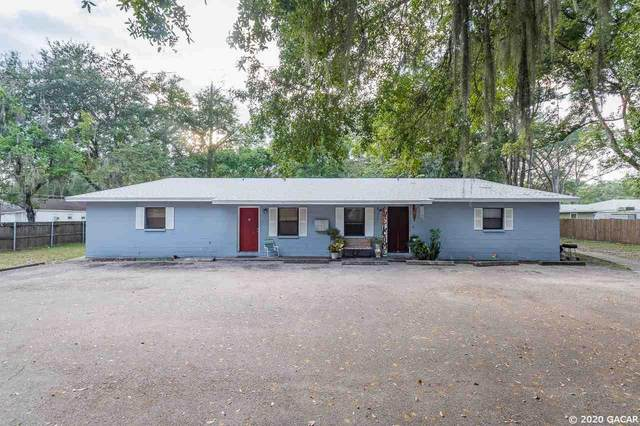 1512 NE 3RD Avenue, Gainesville, FL 32641 (MLS #439547) :: The Curlings Group