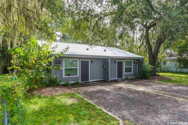 1817 NE 17TH Way, Gainesville, FL 32609 (MLS #439548) :: The Curlings Group