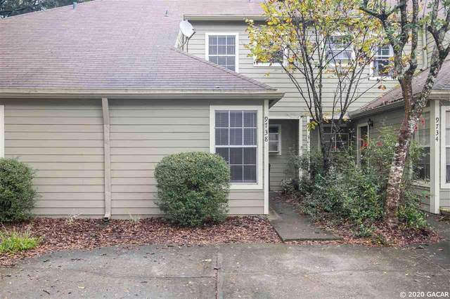 9738 SW 52nd Road, Gainesville, FL 32608 (MLS #439557) :: The Curlings Group