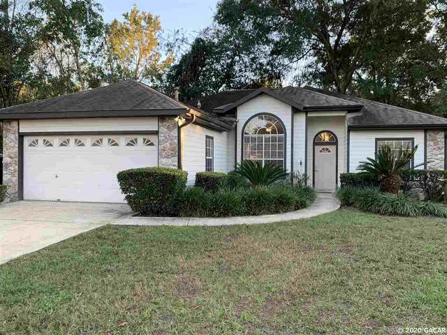 11123 NW 37th Lane, Gainesville, FL 32606 (MLS #439595) :: The Curlings Group