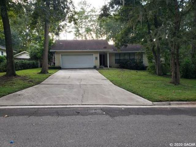 1410 NW 94th Street, Gainesville, FL 32606 (MLS #439598) :: The Curlings Group