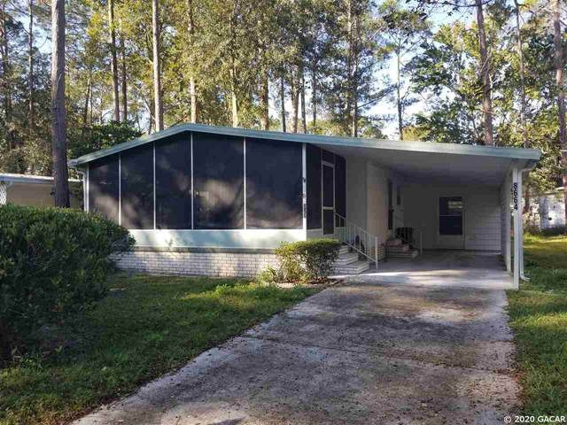 8664 NW 41 Street, Gainesville, FL 32653 (MLS #439600) :: The Curlings Group