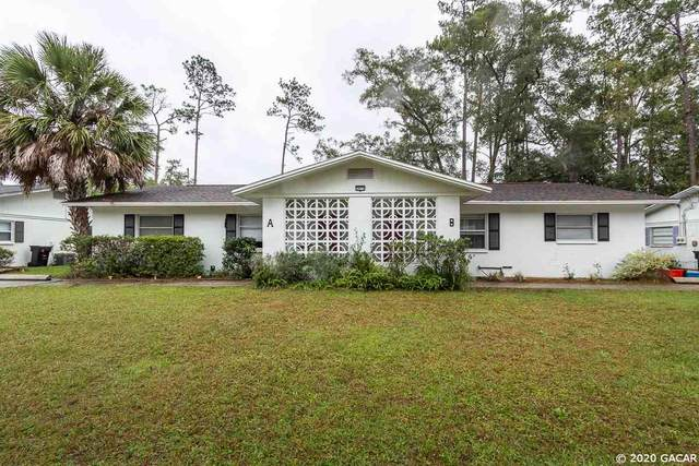 3815 NW 45th Street, Gainesville, FL 32606 (MLS #439601) :: The Curlings Group