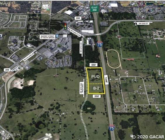 000 SW 40TH AVE, Ocala, FL 34474 (MLS #439606) :: The Curlings Group