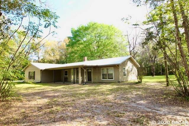406 NE 10th Street, Trenton, FL 32693 (MLS #439618) :: Pristine Properties