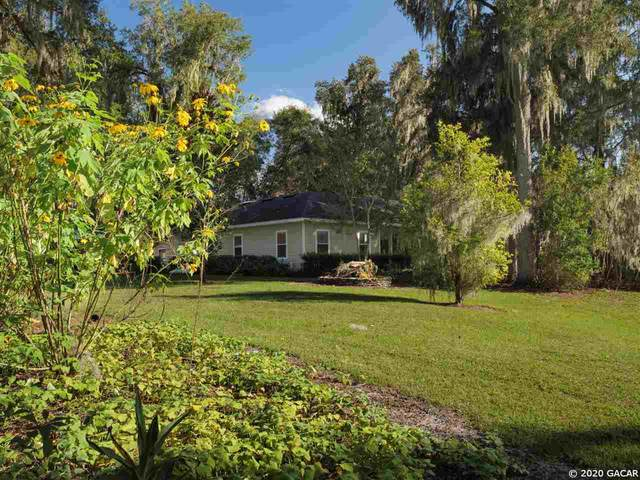12310 SW 9th Avenue, Gainesville, FL 32669 (MLS #439619) :: The Curlings Group