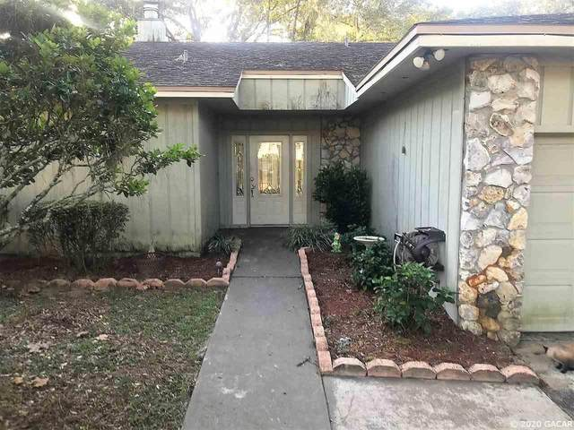 11740 NW 72 Terrace, Alachua, FL 32615 (MLS #439639) :: The Curlings Group