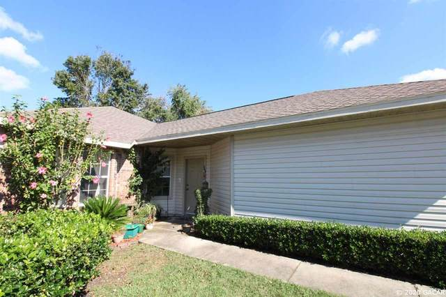 4860 NW 78TH Road, Gainesville, FL 32653 (MLS #439654) :: The Curlings Group