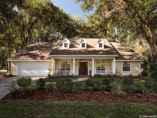 5124 SW 106th Way, Gainesville, FL 32608 (MLS #439658) :: The Curlings Group