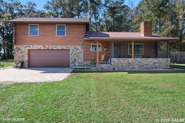 27030 NW 115TH Terrace, Alachua, FL 32615 (MLS #439665) :: The Curlings Group