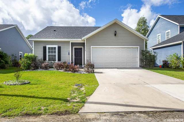 7744 NW 20th Way, Gainesville, FL 32609 (MLS #439667) :: The Curlings Group