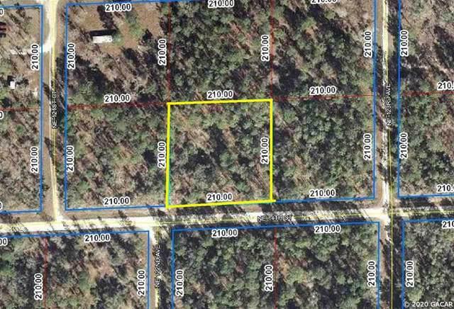 Lot 5 NE 14th Street, Williston, FL 32696 (MLS #439669) :: Better Homes & Gardens Real Estate Thomas Group