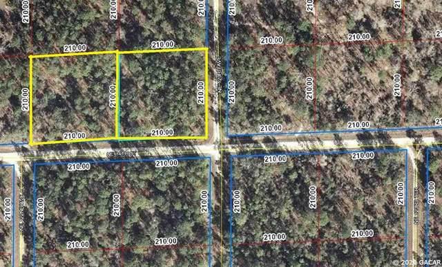 Lot 5 & 6 NE 14th Street, Williston, FL 32696 (MLS #439671) :: Better Homes & Gardens Real Estate Thomas Group