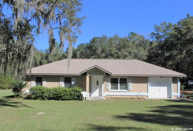 6525 NW 234th Terrace, Alachua, FL 32615 (MLS #439674) :: The Curlings Group