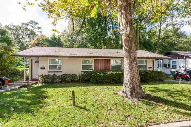 202-208 NW 21 Street, Gainesville, FL 32603 (MLS #439675) :: The Curlings Group