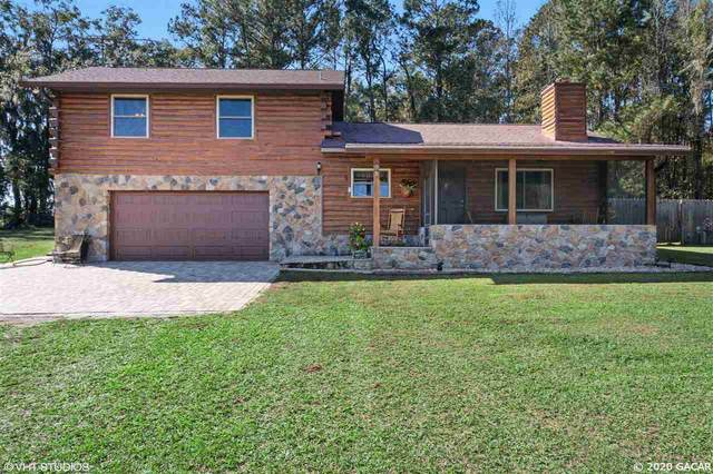 27030 NW 115TH Terrace, Alachua, FL 32615 (MLS #439681) :: The Curlings Group