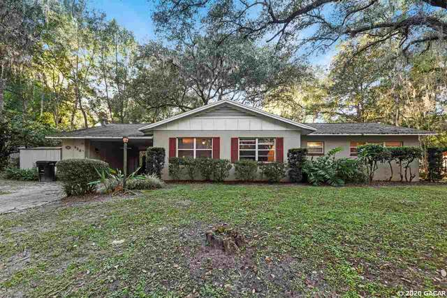 620 NW 36th Street, Gainesville, FL 32607 (MLS #439699) :: Better Homes & Gardens Real Estate Thomas Group