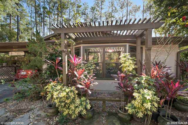3937 NW 84th Place, Gainesville, FL 32653 (MLS #439710) :: The Curlings Group