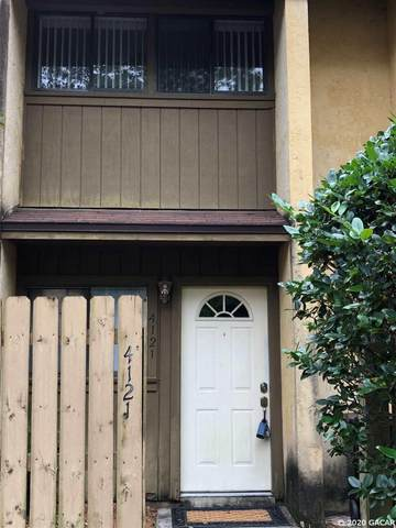 4121 NW 44 Drive #93, Gainesville, FL 32606 (MLS #439713) :: The Curlings Group