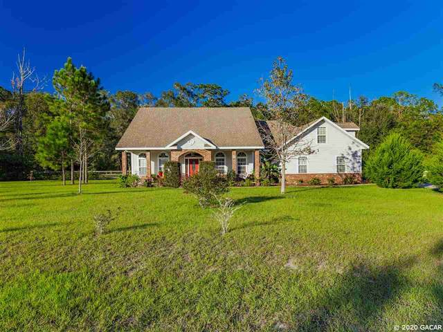 25128 NW 209th Avenue, High Springs, FL 32643 (MLS #439720) :: Rabell Realty Group