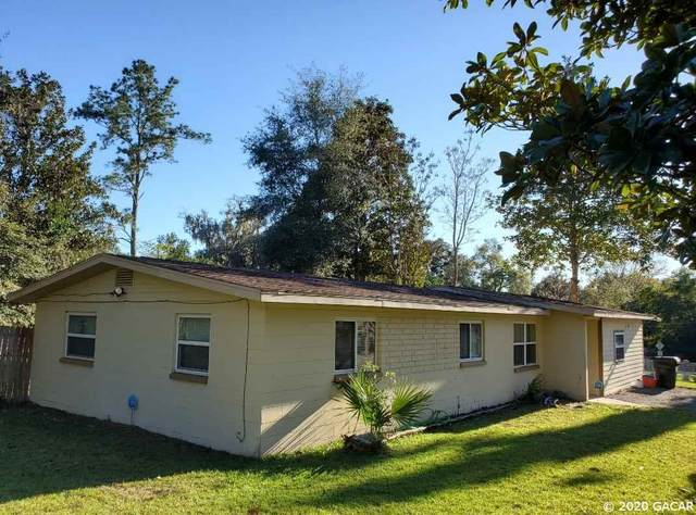 3713 SE 14th Terrace, Gainesville, FL 32641 (MLS #439724) :: The Curlings Group