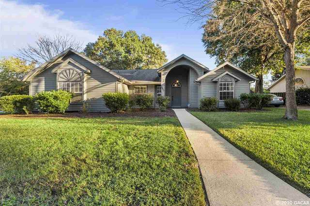 3927 NW 60th Avenue, Gainesville, FL 32653 (MLS #439731) :: The Curlings Group