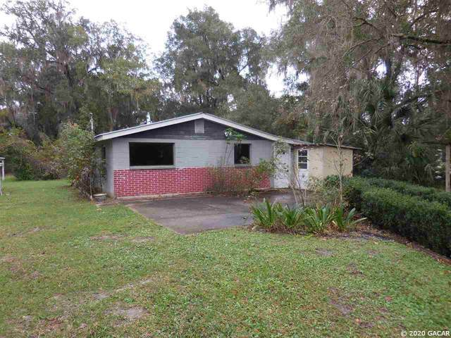 12221 S Us Highway 441, Micanopy, FL 32667 (MLS #439753) :: Better Homes & Gardens Real Estate Thomas Group