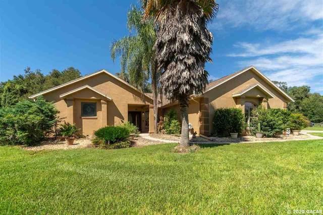 36 Wintergreen Way, Ocala, FL 34482 (MLS #439757) :: Rabell Realty Group