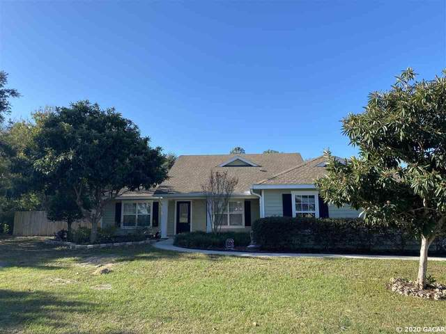 10547 SW 104th Avenue, Gainesville, FL 32608 (MLS #439774) :: The Curlings Group