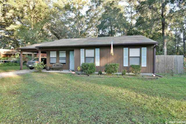 1824 NW 42nd Avenue, Gainesville, FL 32605 (MLS #439789) :: The Curlings Group
