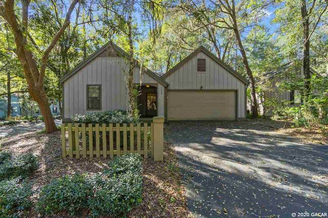 4646 SW 84th Drive, Gainesville, FL 32608 (MLS #439792) :: The Curlings Group