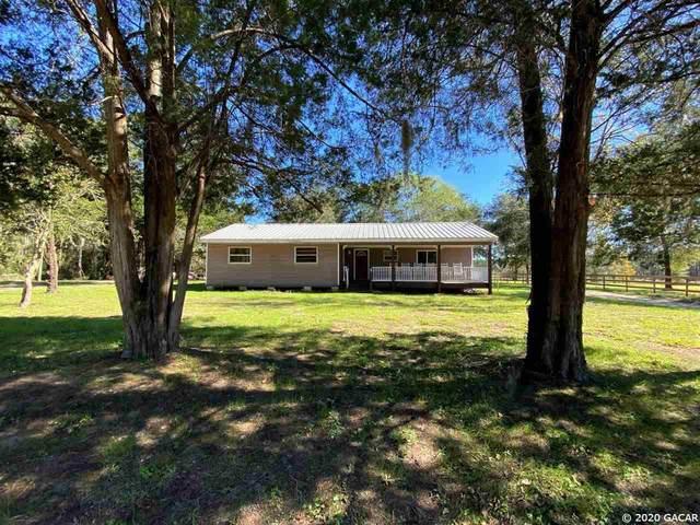 4251 NE 147 Court, Williston, FL 32696 (MLS #439806) :: The Curlings Group