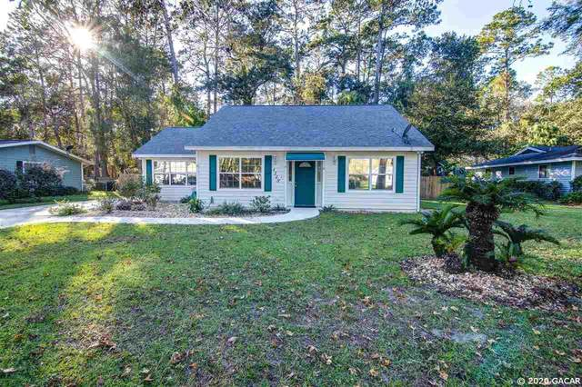 4348 NW 29TH Way, Gainesville, FL 32605 (MLS #439811) :: The Curlings Group