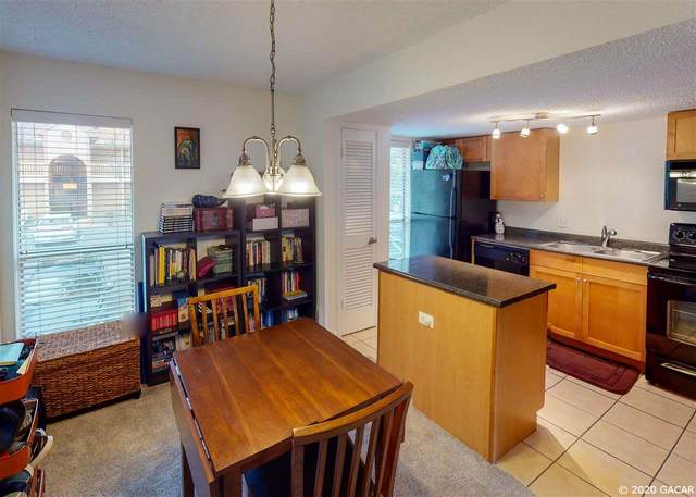 1810 NW 23rd Boulevard #143, Gainesville, FL 32605 (MLS #439813) :: The Curlings Group