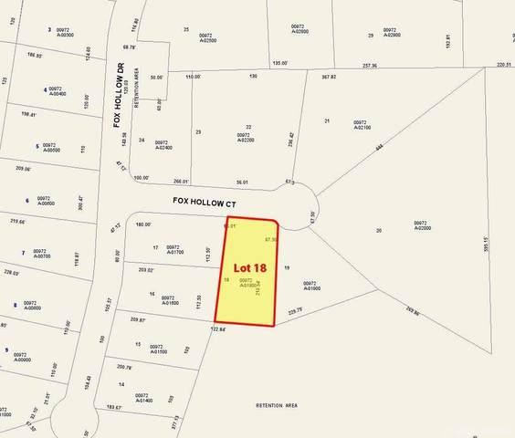 Lot 18 Fox Hollow Court, Hampton, FL 32044 (MLS #439821) :: The Curlings Group