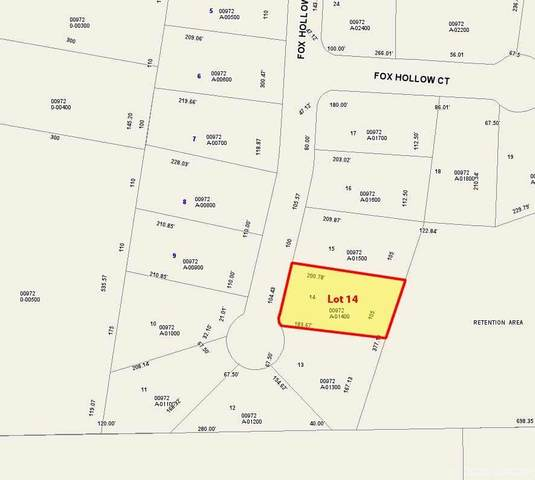 Lot 14 Fox Hollow Drive, Hampton, FL 32044 (MLS #439823) :: The Curlings Group