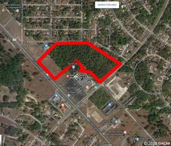 0000 Pine Road, Ocala, FL 34472 (MLS #439846) :: Rabell Realty Group