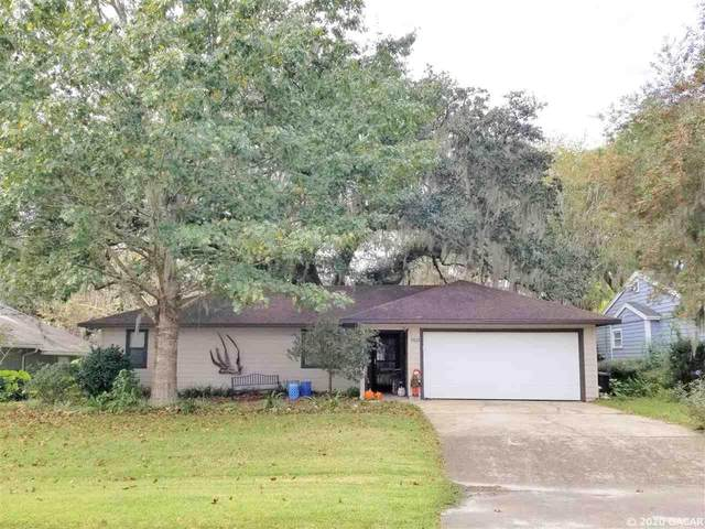 11822 NW 72ND Terrace, Alachua, FL 32615 (MLS #439851) :: The Curlings Group