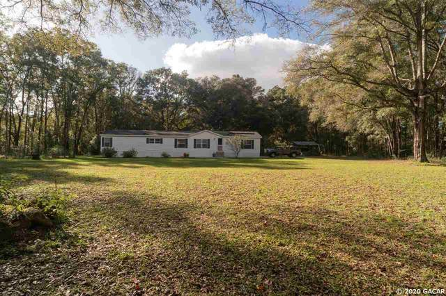 19516 NW 215TH Terrace, High Springs, FL 32643 (MLS #439855) :: Better Homes & Gardens Real Estate Thomas Group