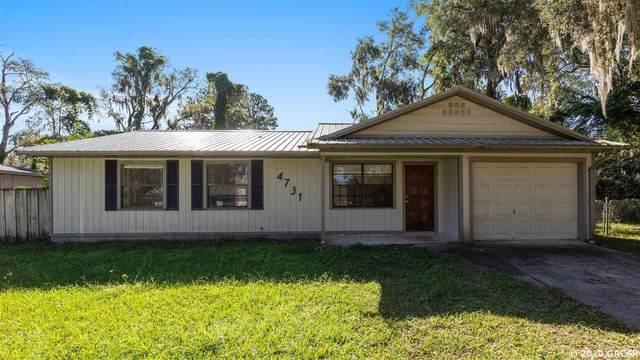 4731 NW 29th Avenue, Gainesville, FL 32606 (MLS #439856) :: Better Homes & Gardens Real Estate Thomas Group