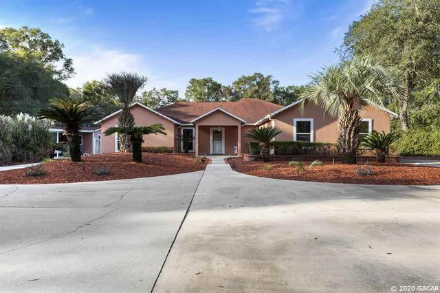 14950 NW Old Fannin Road, Trenton, FL 32693 (MLS #439870) :: Better Homes & Gardens Real Estate Thomas Group