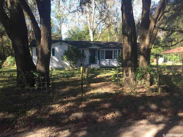 11614 NW 157 Street, Alachua, FL 32615 (MLS #439872) :: The Curlings Group