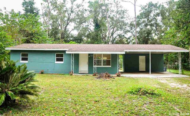 26433 W Newberry Road, Newberry, FL 32669 (MLS #439879) :: The Curlings Group