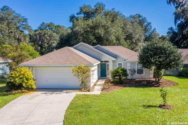 4337 NW 34TH Terrace, Gainesville, FL 32605 (MLS #439882) :: Better Homes & Gardens Real Estate Thomas Group
