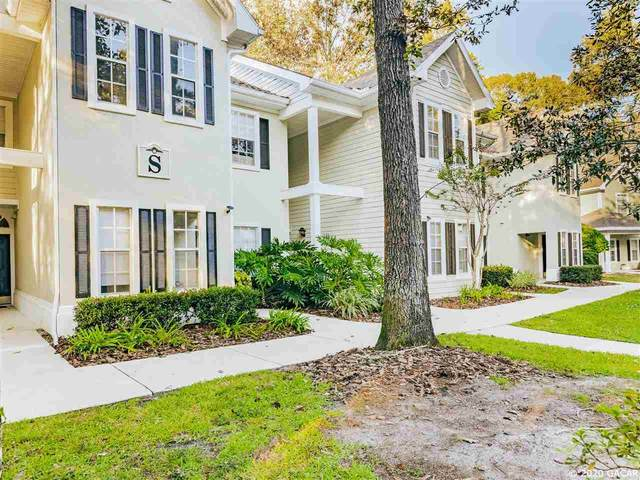 10000 SW 52nd Avenue S109, Gainesville, FL 32608 (MLS #439897) :: The Curlings Group