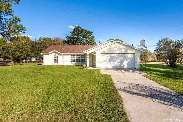 2911 SE 152ND Avenue, Morriston, FL 32668 (MLS #439924) :: Better Homes & Gardens Real Estate Thomas Group