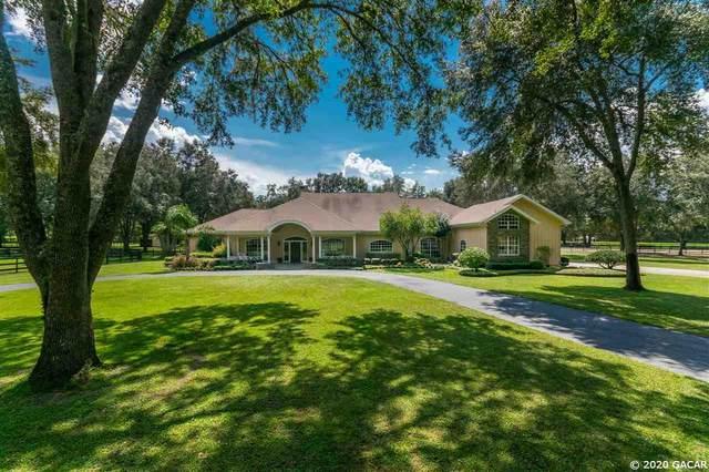 1715 NW 114th Loop, Ocala, FL 34475 (MLS #439951) :: The Curlings Group
