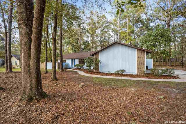 5114 NW 64TH Lane, Gainesville, FL 32653 (MLS #439973) :: The Curlings Group