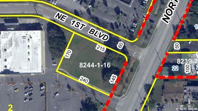 2550 N Main Street, Gainesville, FL 32608 (MLS #439975) :: The Curlings Group